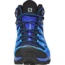 Salomon X Ultra 3 GTX Schoenen Heren blauw